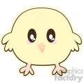 cartoon chick illustration clip art image