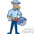 donkey concrete sawing drilling worker iso  gif, png, jpg, eps, svg, pdf