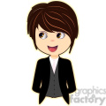groom cartoon character vector image  gif, png, jpg, eps, svg, pdf