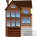 townhouse clipart