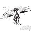 flying unicorn