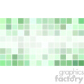 vector business card template shades of green pixel geometric middle text design  gif, png, jpg, svg, pdf