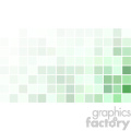 vector business card template shades of green pixel geometric corner text design  gif, png, jpg, svg, pdf