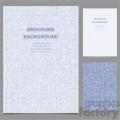 vector letter brochure template set 004  gif, png, jpg, svg, pdf