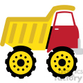 dump truck svg cut file vector clip art image