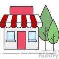 Cafe clip art vector images