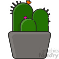 Cactus clip art vector images