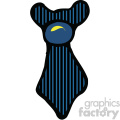 cartoon tie 004 c
