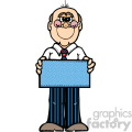 man cartoon vector art