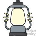 lantern vector royalty free icon art