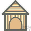 birdhouse furniture icon