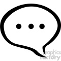 chat vector flat icon