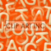 tiled alphabet background