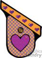 Checkered Birdhouse