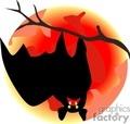 1004halloween007 vector clip art image