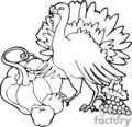 Spel266_bw vector clip art image
