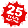20 Years Online