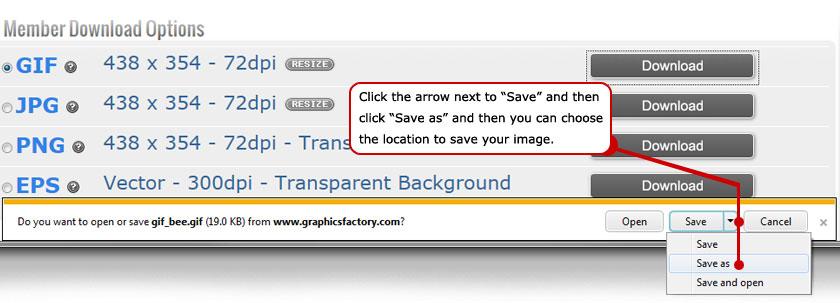 Download location in Internet Explorer