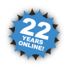 22 Years Online